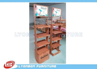 OEM / ODM beverage Display Stands customized shopping displays