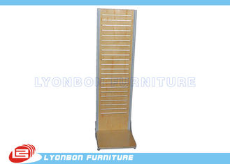 Double side Slatwall Display fixtures